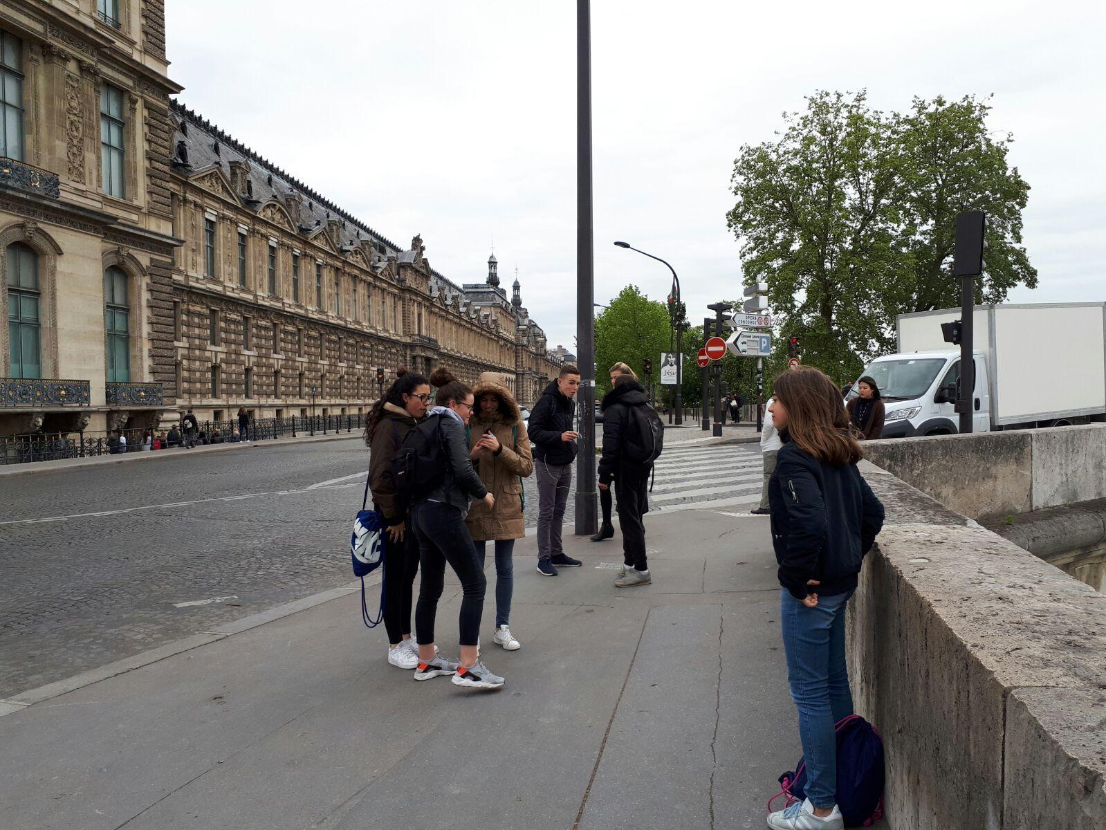 Intercambio Collège les Remparts. Abril 2017 19
