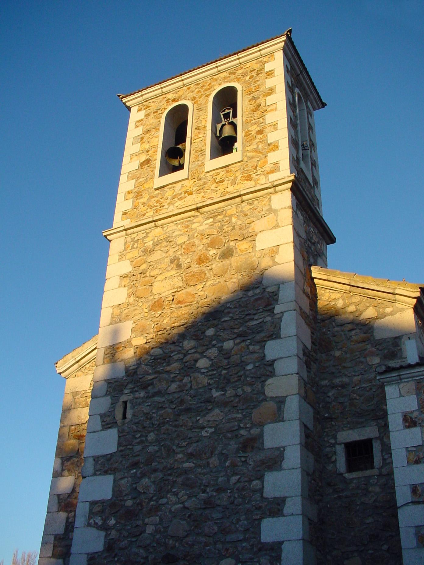 Iglesia en Gascones