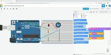Arduino Tinkercad Monitor Serie Parte 1