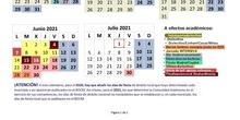 Calendario Escolar 2020-2021_CEIP FDLR_Las Rozas