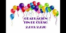 BAILE GRADUACIÓN 5 AÑOS - CEIP MIGUEL HERNÁNDEZ - ALCORCÓN 2019-20