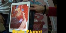 Vídeo #cervanbot 2017:  Taller para conocer nuestro cuerpo de Body Planet (grabaciones realizadas por alumn@s)