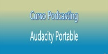 Audacity Portable: versión Windows