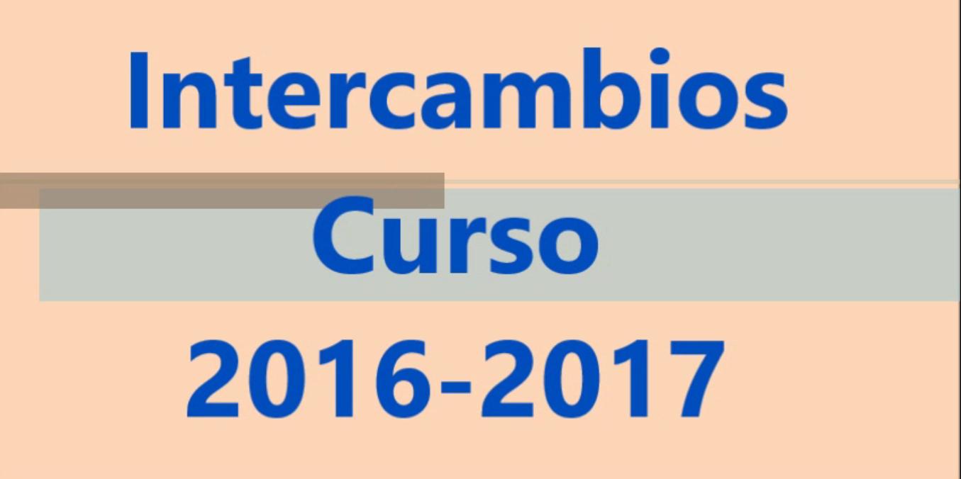 Intercambios escolares del IES Manuel de Falla durante el curso 2016/2017 4