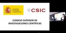 Conferencia Grupo de Investigación Elena Molina (CIAL)