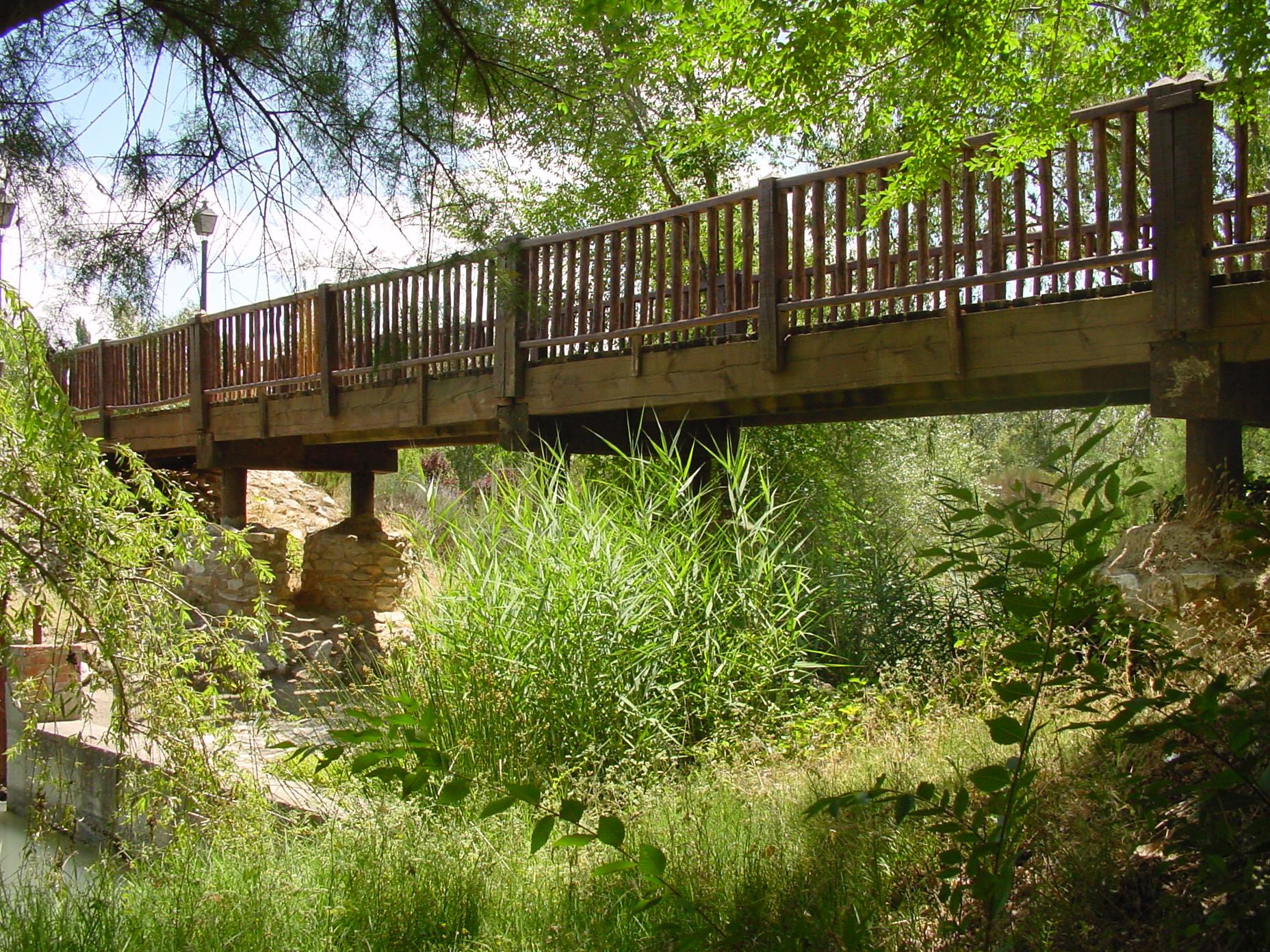 Puente en Villamanrique de Tajo
