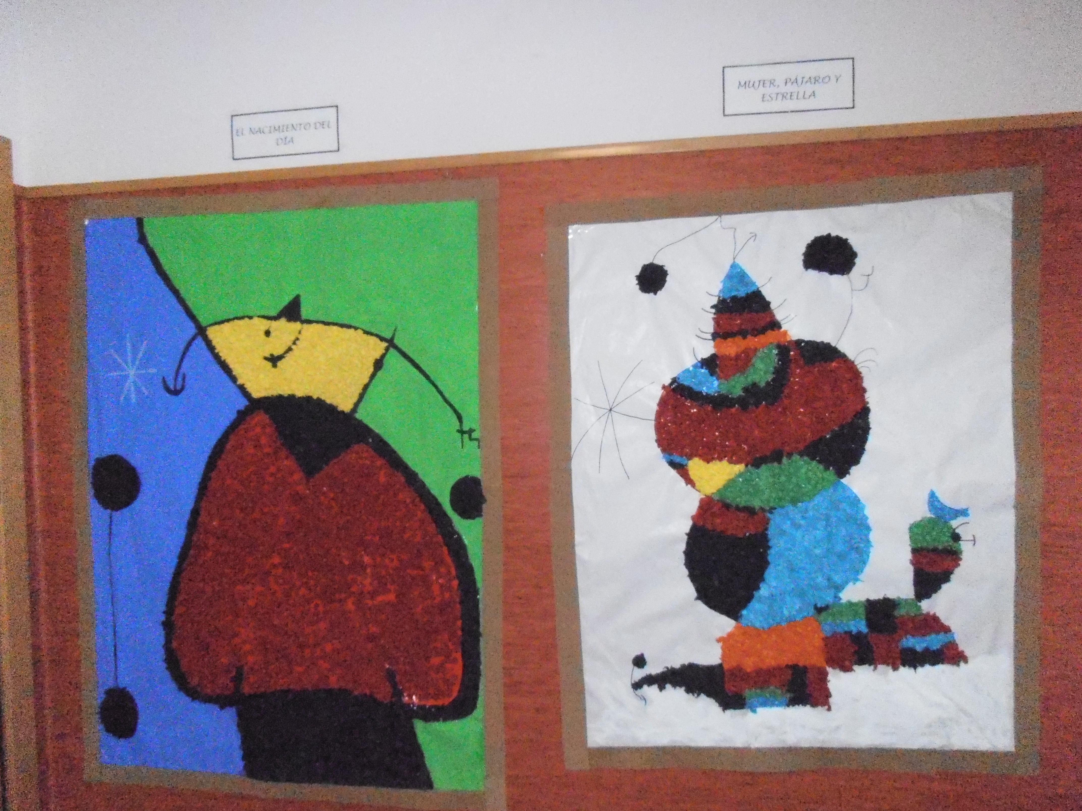 Pintores en Educación Infantil 2