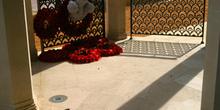 Monumento a los participantes en la II Guerra Mundial, Londres,