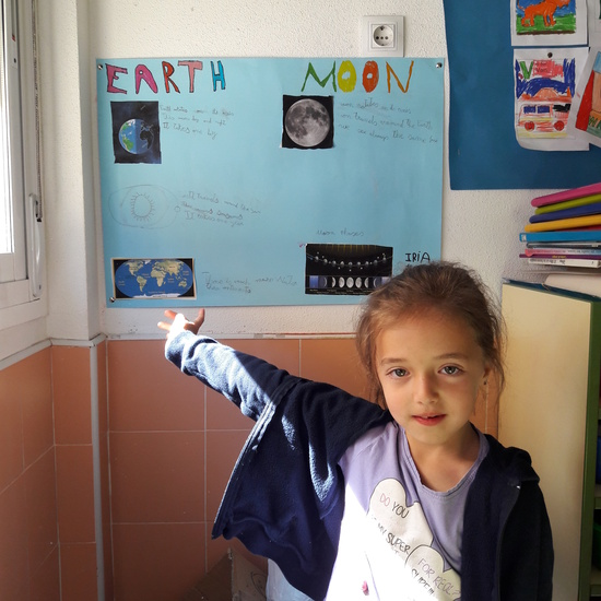 Our Solar System is at School 15