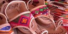 Sandalias artesanas