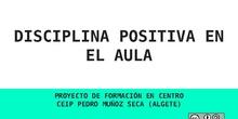 Disciplina positiva en el aula