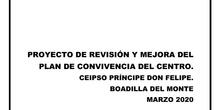 PLAN DE CONVIVENCIA CEIPSO PRÍNCIPE DON FELIPE (BOADILLA DEL MONTE)