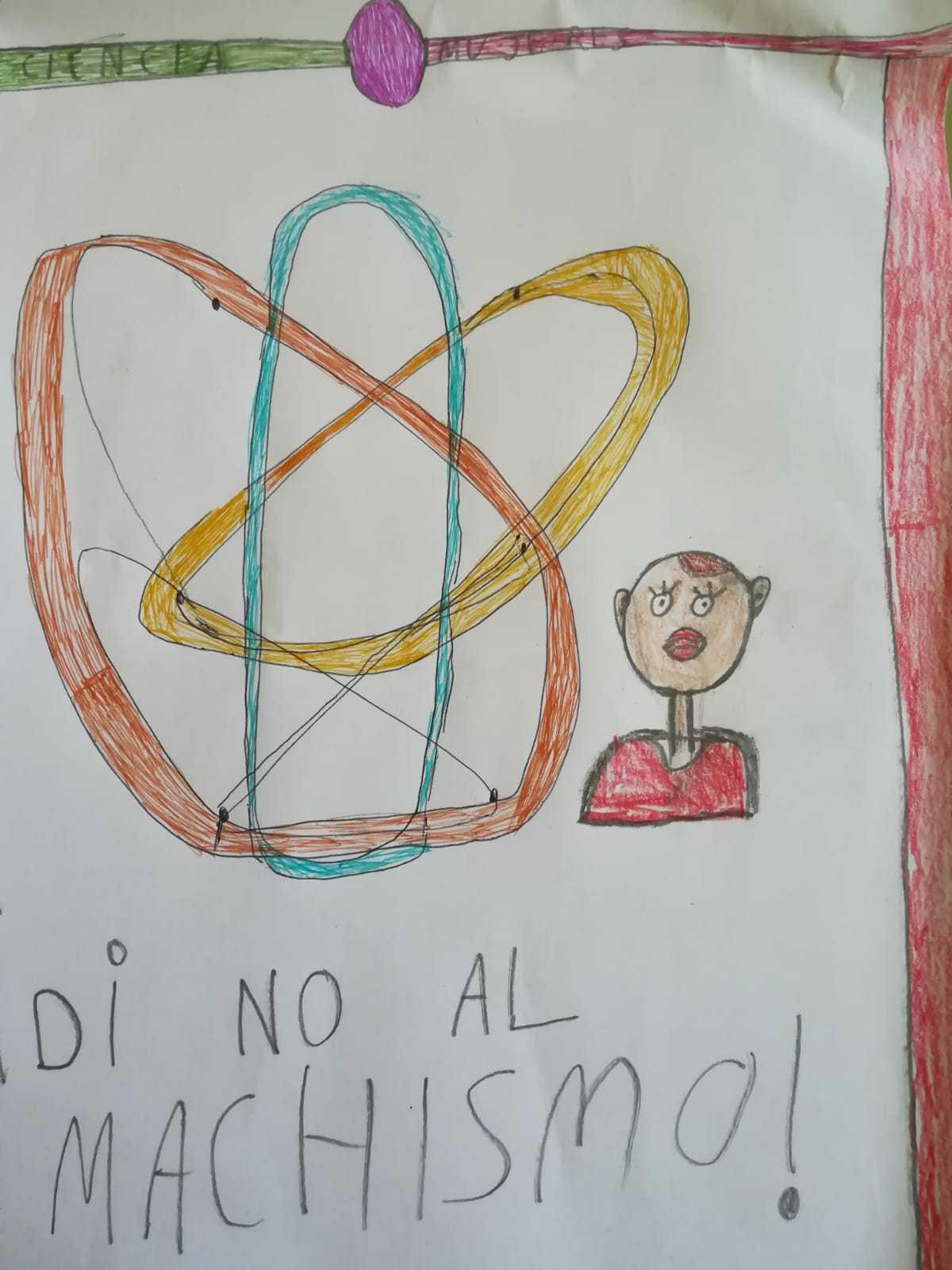 2019_02_11_Día Internacional de la Mujer y la niña en la Ciencia_Sexto A_2_CEIP FDLR_Las Rozas 7
