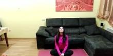 Sesión Yoga para alumnos de Educación Especial