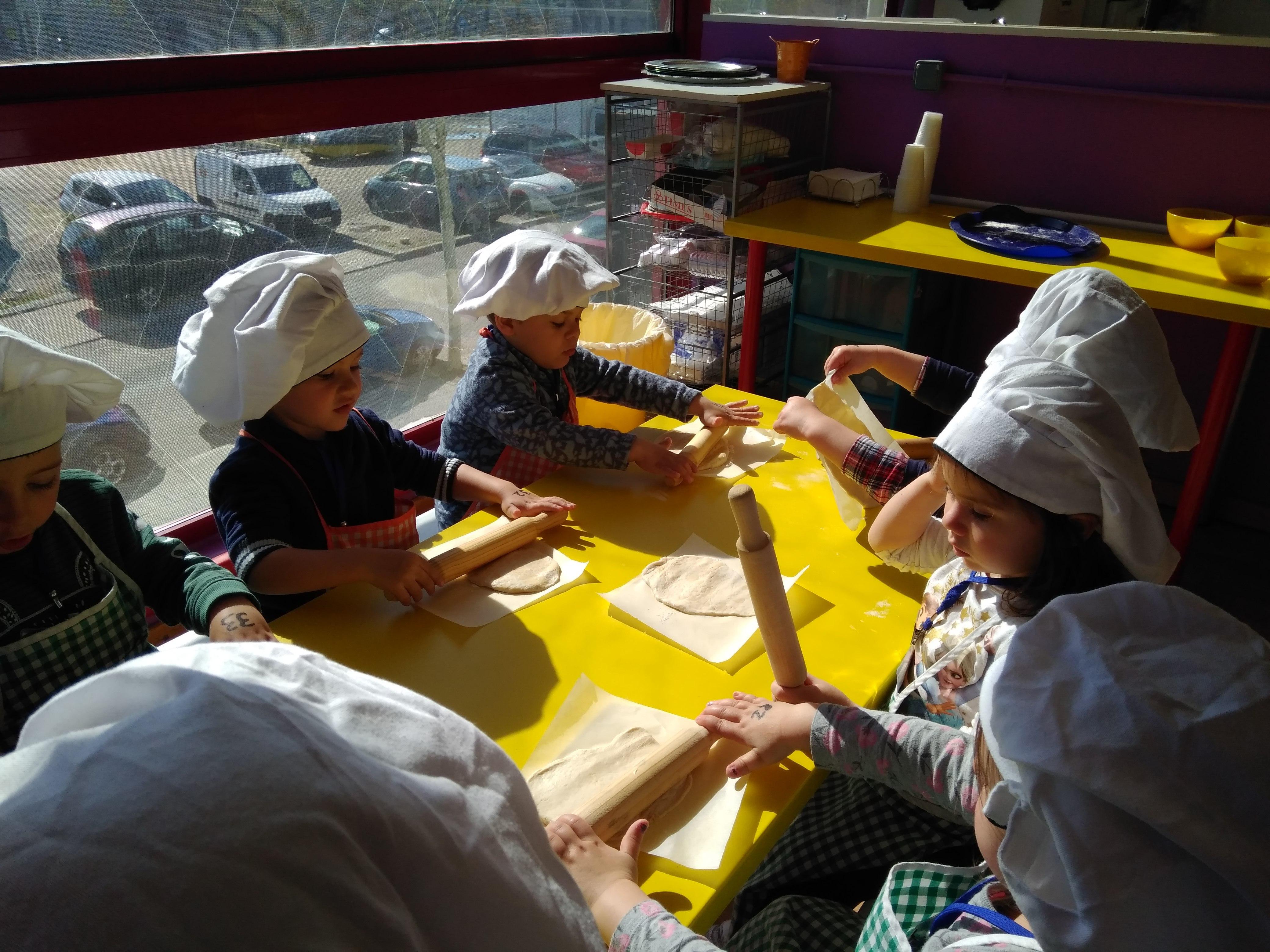 Excursión Escuela de cocina 33