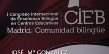 Mesa de comunicación: El Portfolio Europeo de las Lenguas en el aula bilingüe: un caso práctico