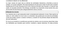 DESARROLLANDO RELACIONES MEDIANTE LOS CÍRCULOS DE DIÁLOGO