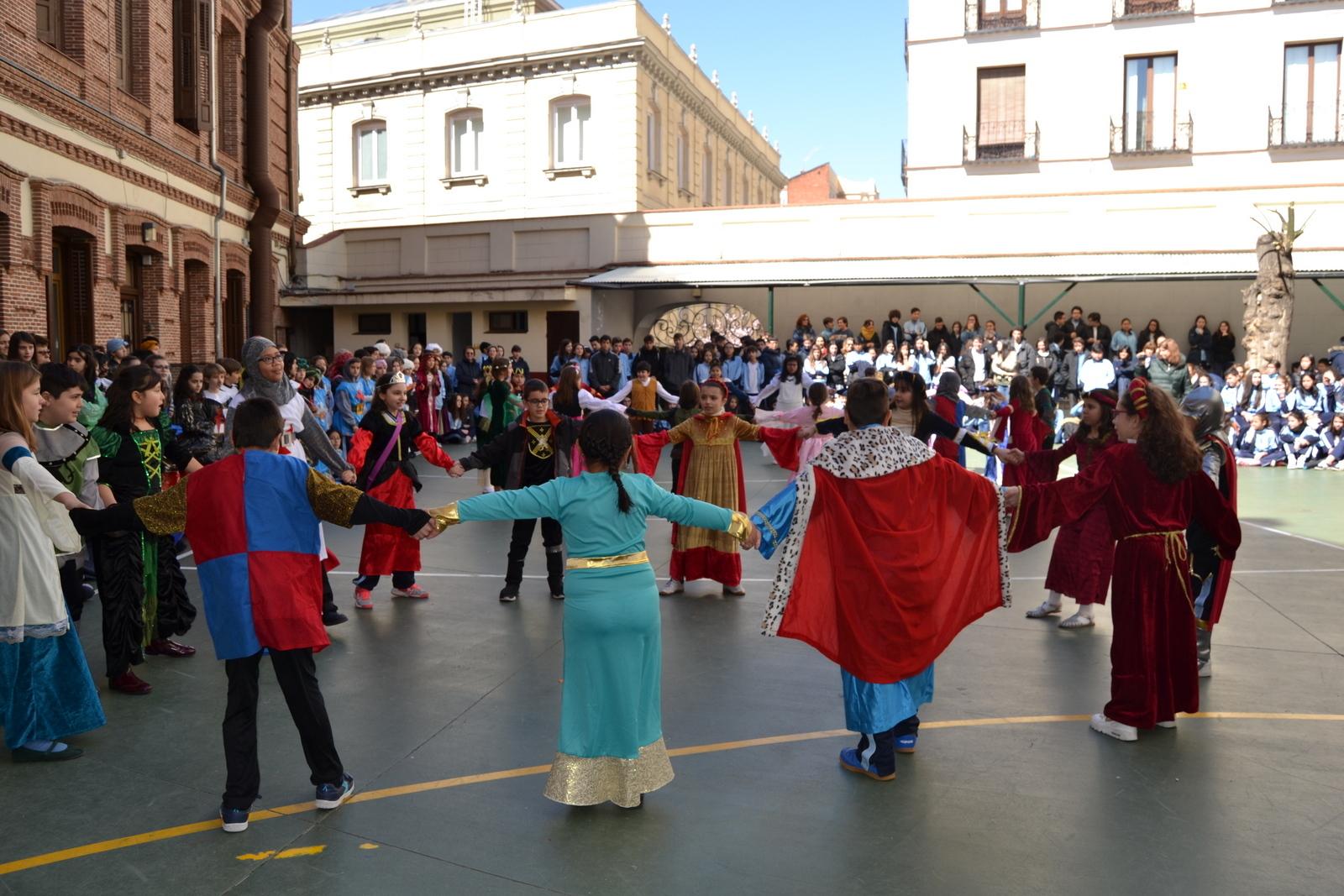 Jornadas Culturales y Depoortivas 2018 Bailes 2 30