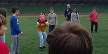 Actividad de rugby para 5º