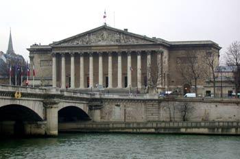 Asamblea Nacional Francesa, París