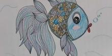 Ainara Martin Mandala Fish