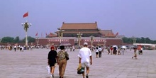 Plaza de Tiananmen, Pekín, China