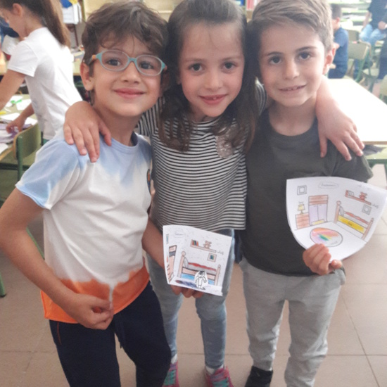 Some photos in 1B group (June 2019) 3