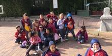 Excursión al zoo 5 años, 1º y 2º Luis Bello 12