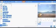 Presentaciones en Scratch 2ª parte - Grabar Audio y Cambios de Escenario