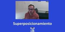 CSS - Superposición