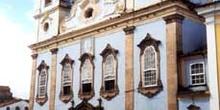 Iglesia de Nuestra Señora del Rosario Dos Pretos, Pelourinho, Sa