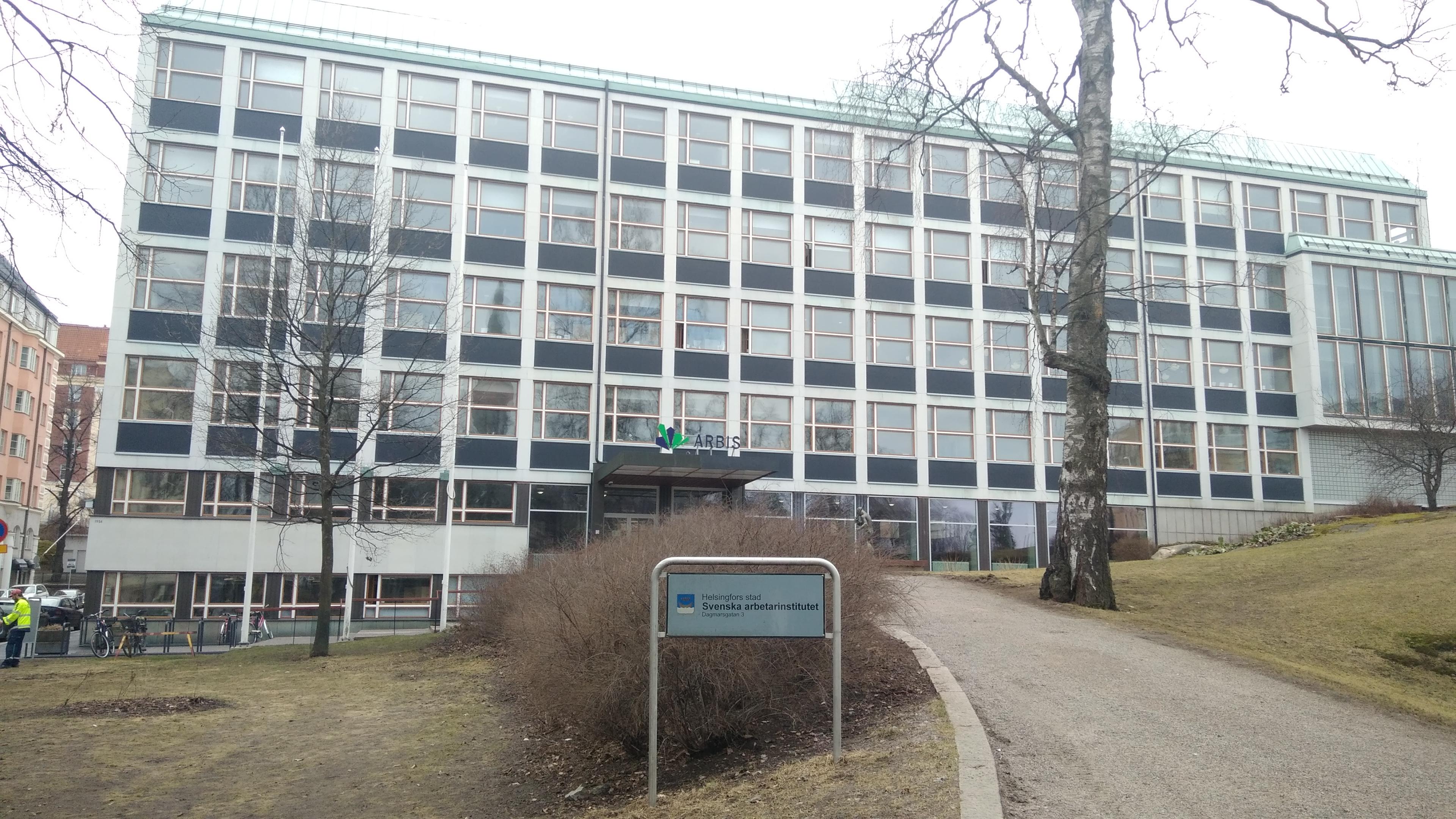 Arbis. Escuela Sueca en Finlandia. Erasmus+ 2018 15
