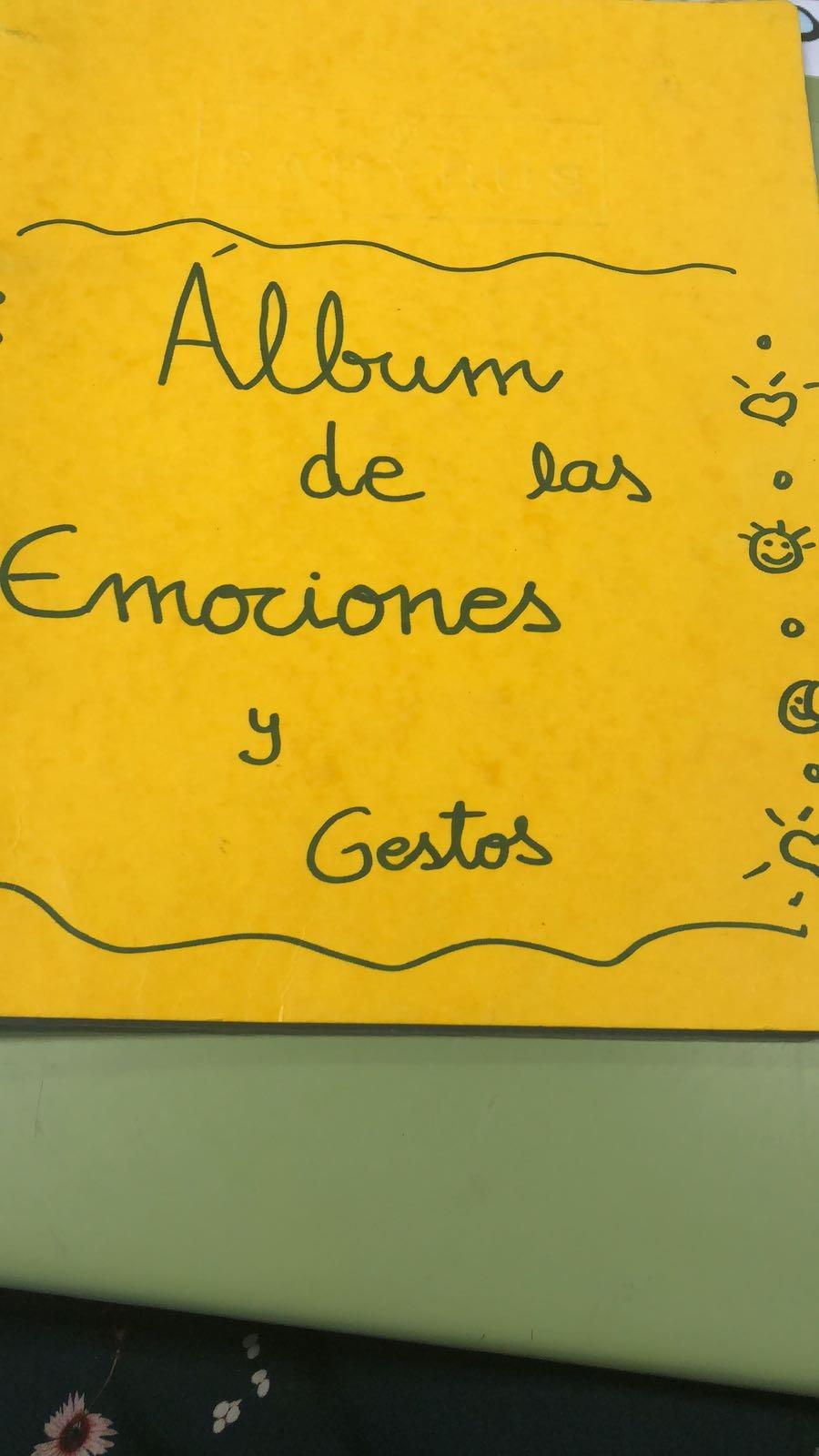 Álbum de las emociones