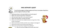 King Arthur - The Quest