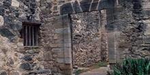 Entrada de una edificación antigua