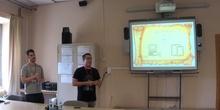 APRENDIZAJE BASADO EN VIDEOJUEGOS en Humanitas Bilingual School