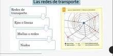 Las redes de transporte y el turismo
