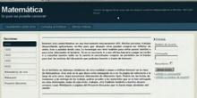 """""""Administración de las actividades TIC de la ESO por Internet"""" por D.Francisco Javier Guerra Perlado"""