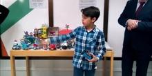 """Mentores #cervanbot en """"El Aula del Futuro"""" (contenido grabado por alumnos)"""