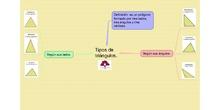 PRIMARIA 3º - MATEMÁTICAS - TIPOS DE TRIÁNGULOS