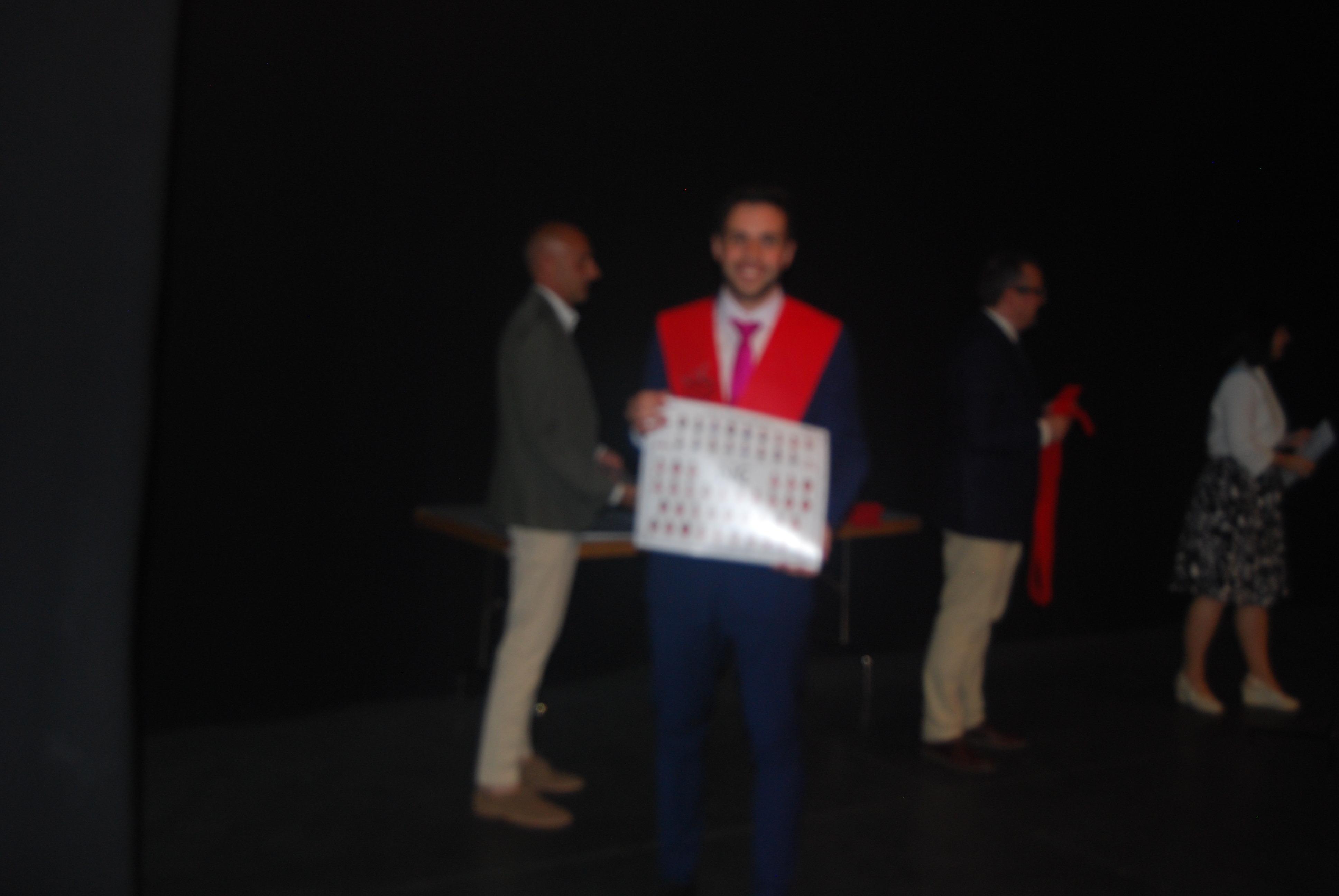Graduación - 2º Bachillerato - Curso 2017/18 - Álbum # 2 48