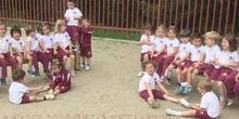 INFANTIL 5 AÑOS B - NUESTRO VIAJE EN INFANTIL - ACTIVIDADES