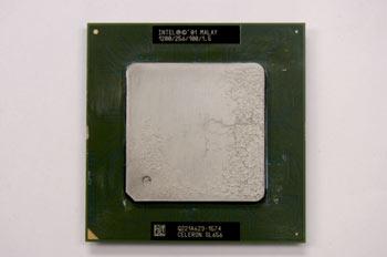 Microprocesador Celeron Tualatin (SOCKET 370)