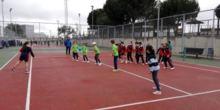 2018-04-09_Olimpiadas Escolares_CEIP FDLR_Las Rozas_Balon prisionero