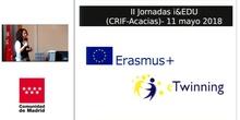 Mesa redonda Programas Europeos I