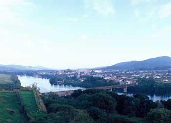 Localidad de Galicia