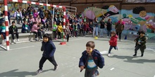 Carrera Solidaria Infantil 25