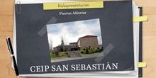 VÍDEO PUERTAS ABIERTAS DEL COLEGIO SAN SEBASTIÁN