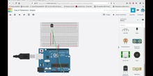 Arduino: temperature sensor