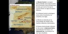 5º sociales el relieve de la península Ibérica: montañas y llanuras